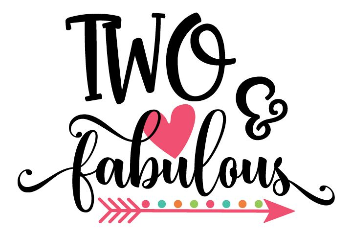 Two Fabulous SVG