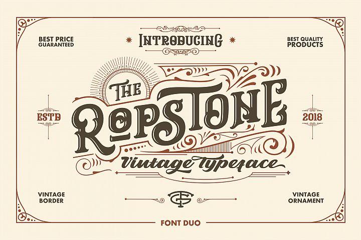 Ropstone + Special Bonus