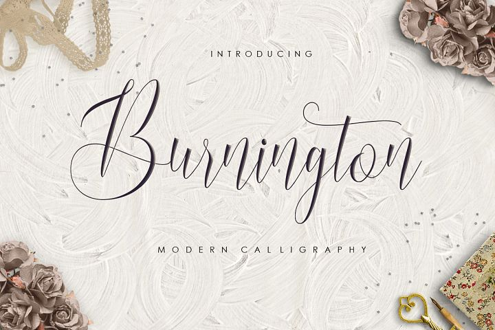 Burnington Script