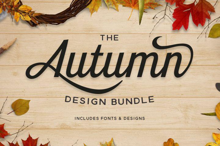 The Autumn Design Bundle