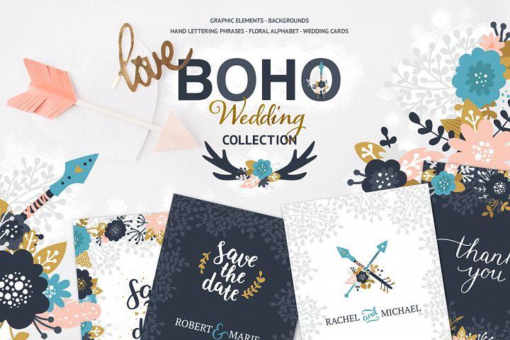 Boho Wedding Collection