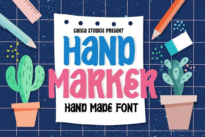 Hand Marker