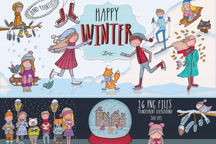 Happy Winter Time!
