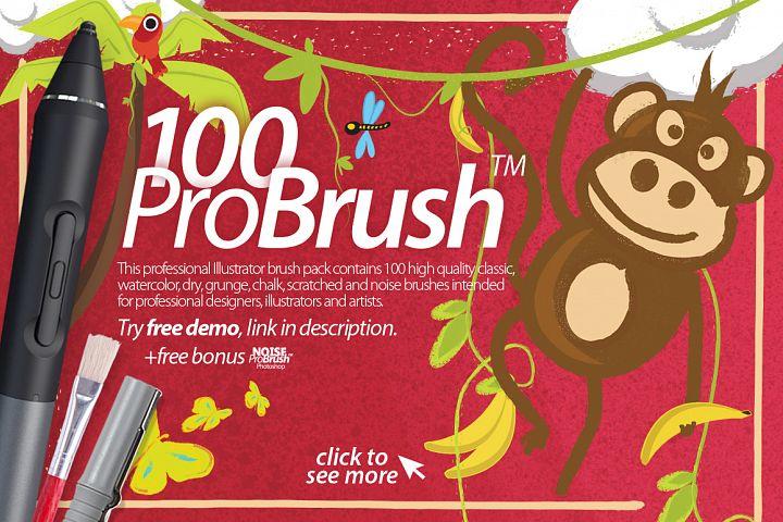 ProBrush™ 100