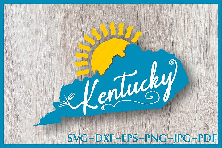 kentucky state svg, kentucky home svg, kentucky dxf