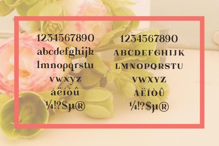 Gorni Typeface - Free Font of The Week Design 2