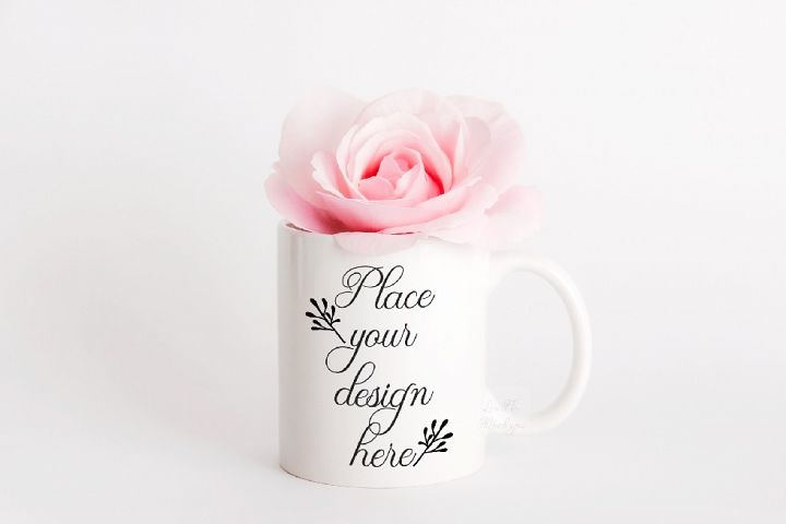 Coffee mug mock up white mug mockup cup template mockups cup mock ups psd smart mug mock-up romantic valentine wedding mugs mock-ups floral rose