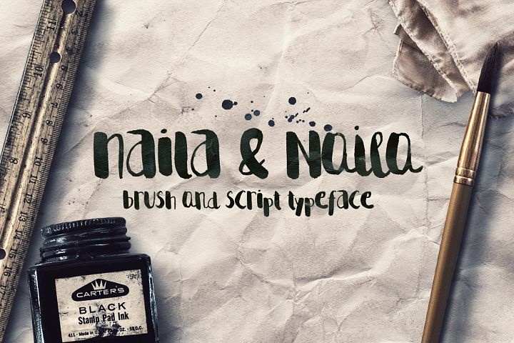 Naila Script Lite