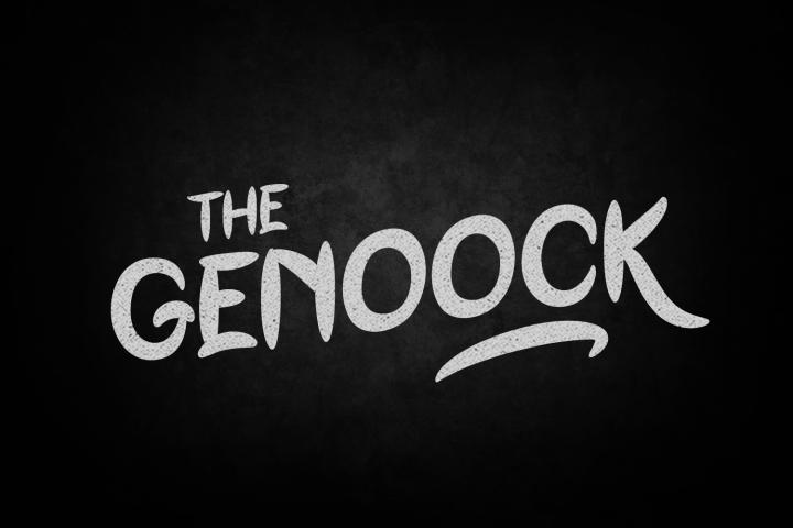 Genoock Typeface