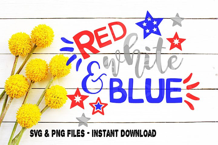 Red White Blue svg, America svg, July 4th svg, Forth of July svg, Summer svg, Independence Day, Funny, Cut File for, Cricut, Cameo, Vector