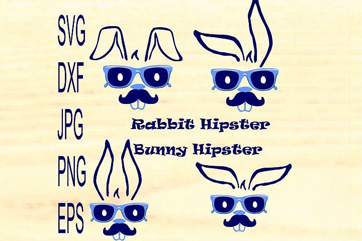 Rabbit Hipster
