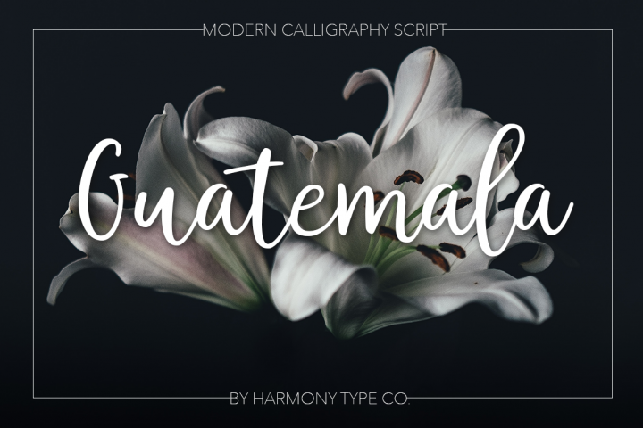 Guatemala Script