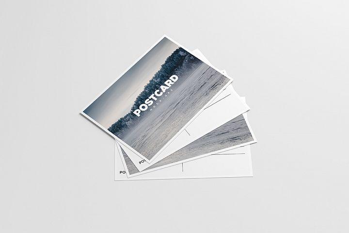 A6 Flyer / Postcard Mock-Up