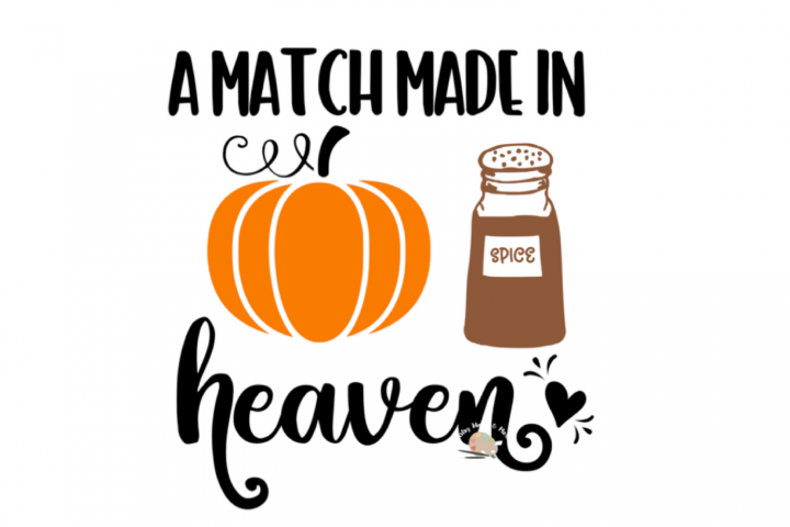 Pumpkin spice svg cut file Power couple svg fall svg autumn