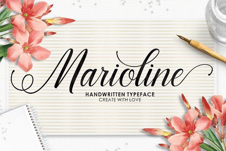 Marioline Script