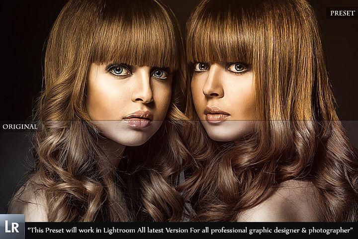 25 Professional Premium Lightroom Preset
