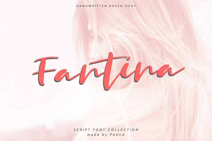 Fantina Script Font