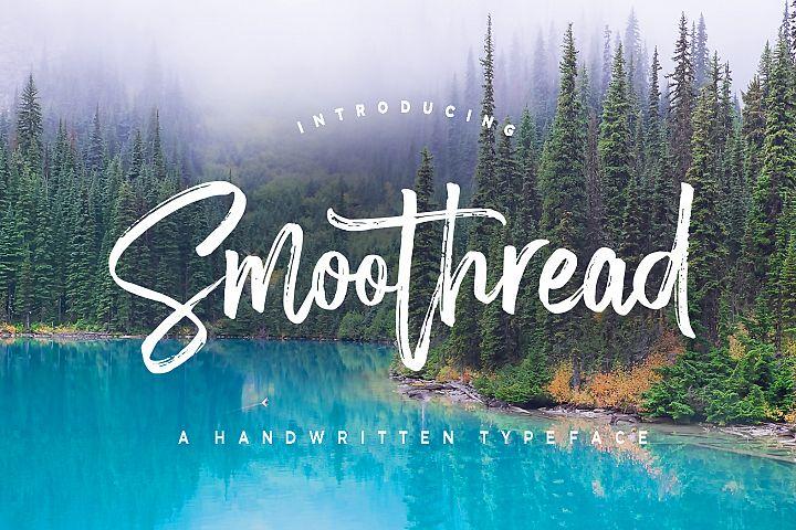 Smoothread Font