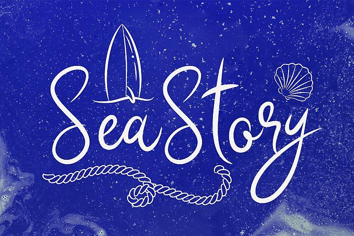 Sea Story + Bonus Doodles
