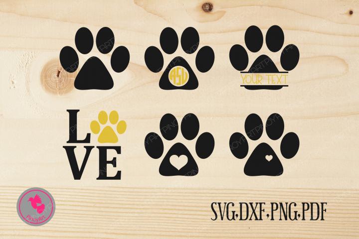 paw svg,paw svg file,paw dxf,paw dxf file,paw cut file,paw monogram,paw monogram svg,dog svg,dog svg file,dog cut file