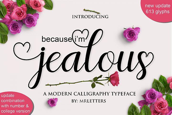Jealous Script