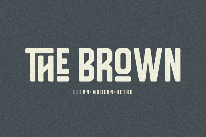 The Brown