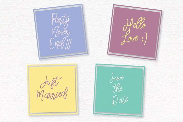 Louie Font - Free Font of The Week Design 3