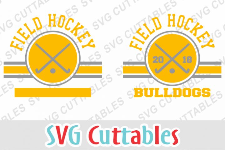 Field Hockey svg
