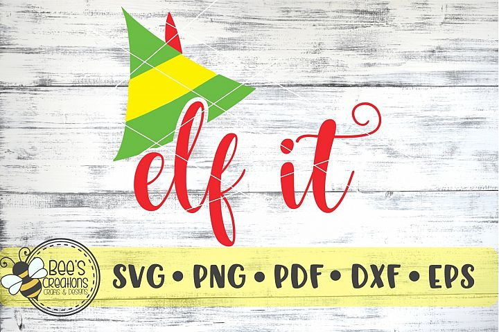 Elf It SVG