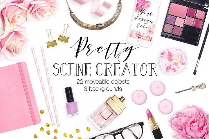 Pretty Scene Creator Top View