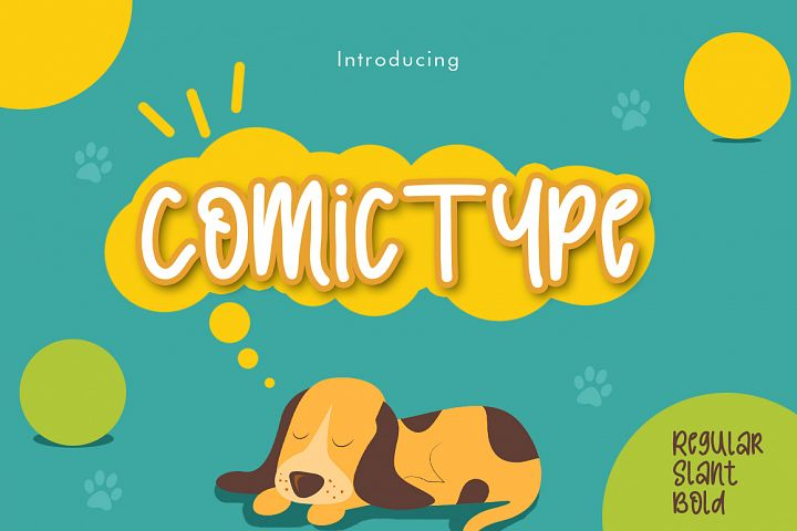 Comic Type