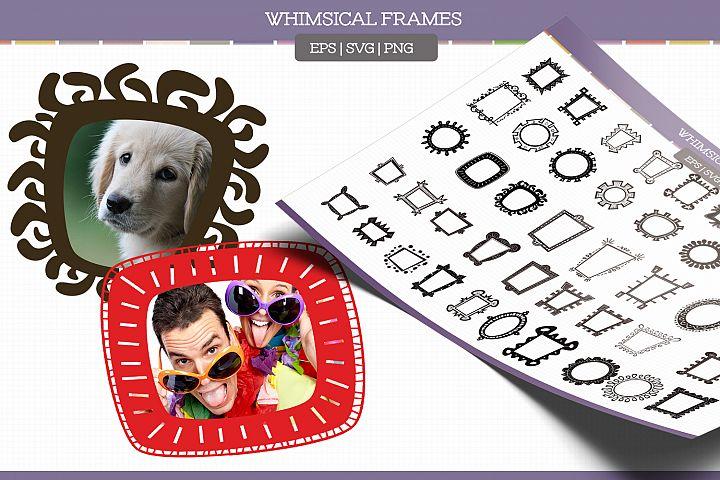 Whimsy Frames