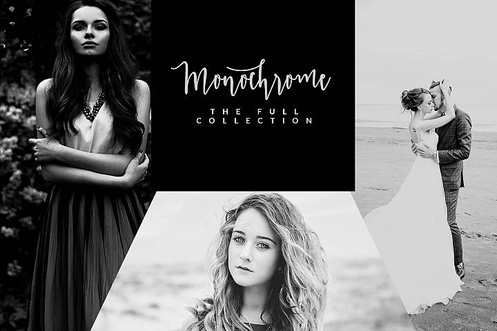 Monochrome Collection Bundle