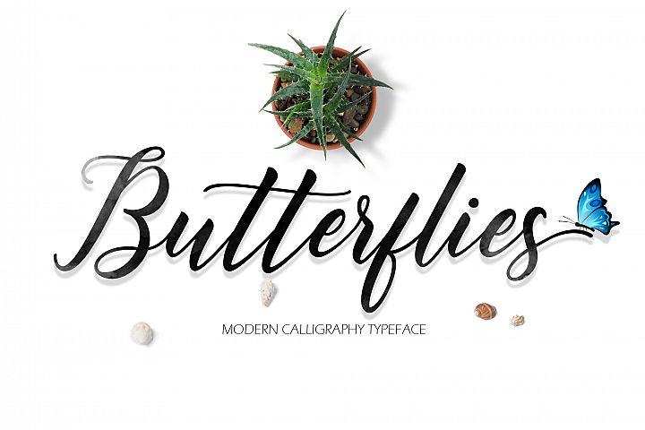 Butterflies Script