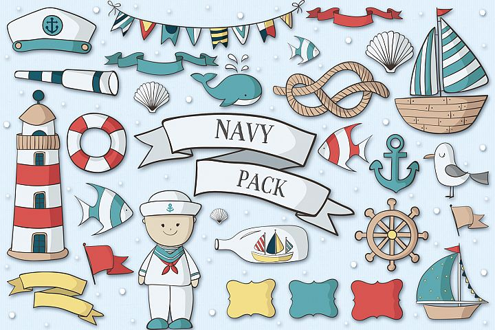 Navy Pack