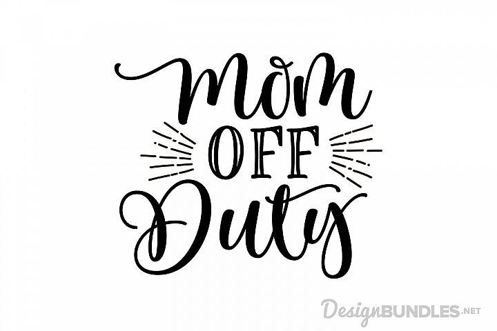 Mom Off Duty