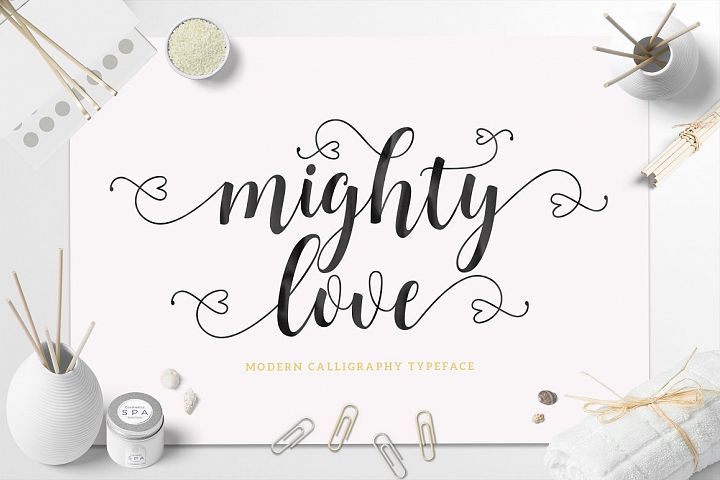 Mighty Love Script