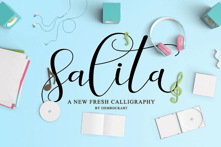 salita script