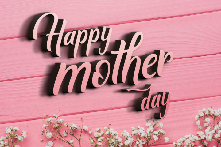 Mother love - Free Font of The Week Design 1