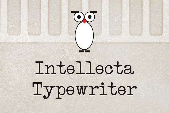 Intellecta Typewriter
