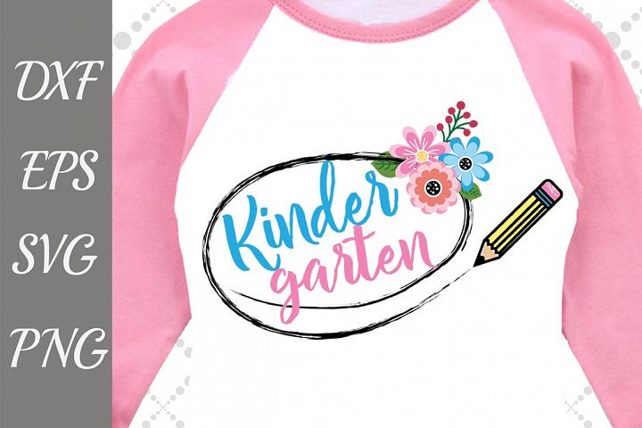 Kindergarden Svg, BACK TO SCHOOL, School Shirt Svg