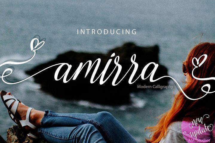 Amirra Script