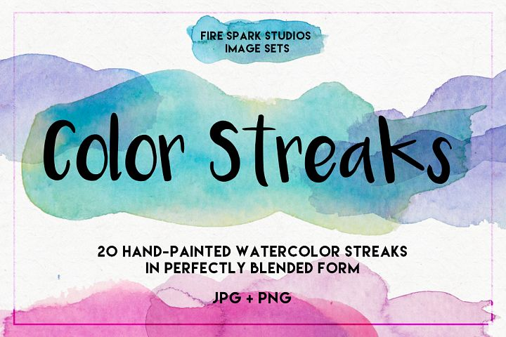 Color Streaks