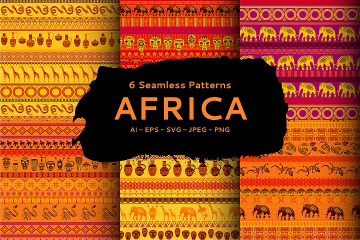 African Patterns Collection