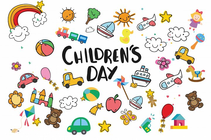 childrens day elements,childrens day clipart,childrens day illustrations,childrens day,childrens