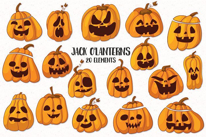 Jack Olanterns