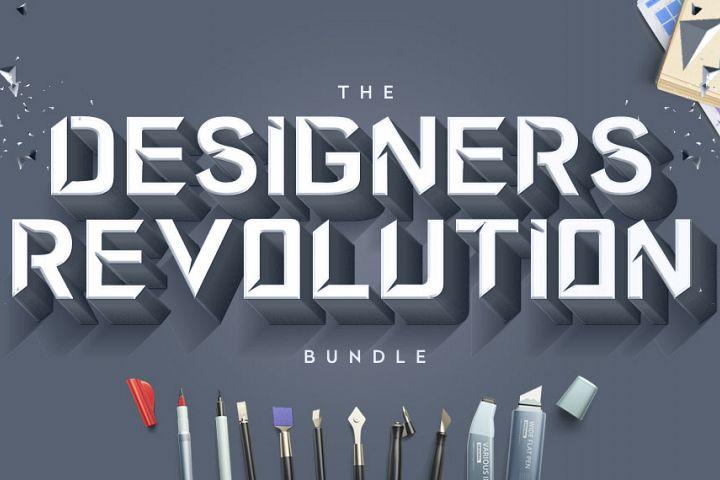Designers Revolution Bundle