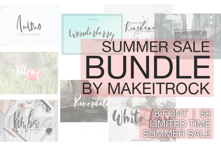 Summer Sale Bundle 8 IN 1