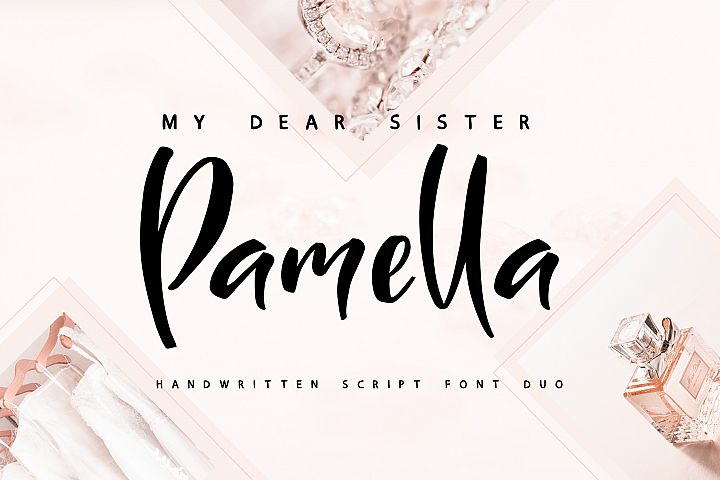 Sister Pamella Font Duo
