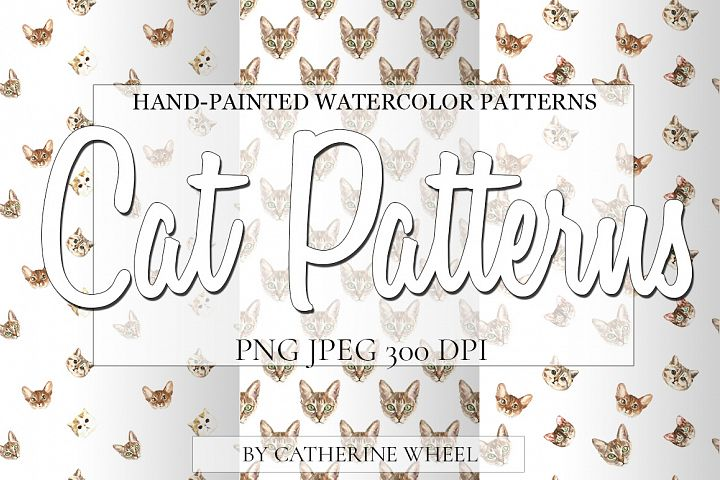 Free Cat Patterns